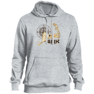 Sandy Neck Pullover Hoodie