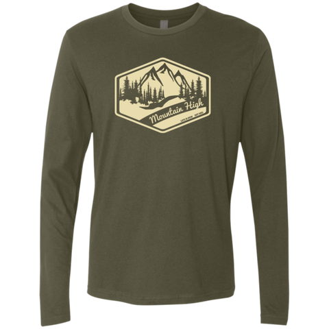 Mountain High Men's Premium LS