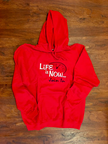 Original LiFE is NOW... Sweatshirt (Hoodie)