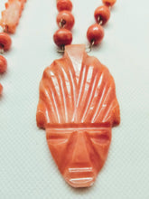 Load image into Gallery viewer, Vintage 1970s Hippie MEXICAN Necklace