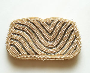 Vintage Beaded Cocktail Purse