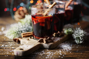 Winter Warmer Drink - Ashbolt Mulled Elderberry and Spice Recipe