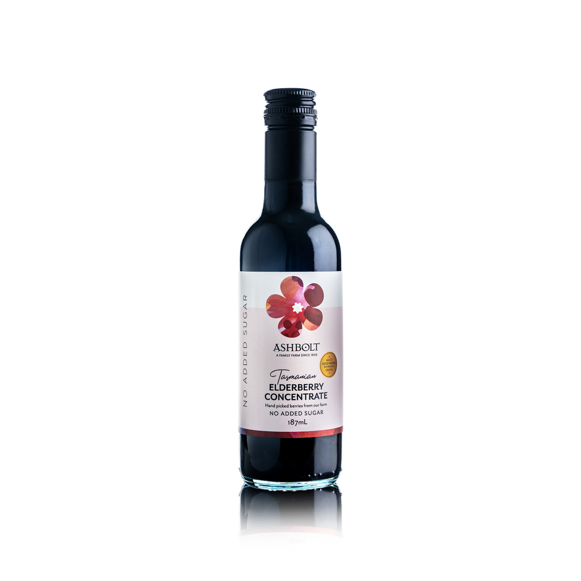Elderberry NEW No Added Sugar Concentrate