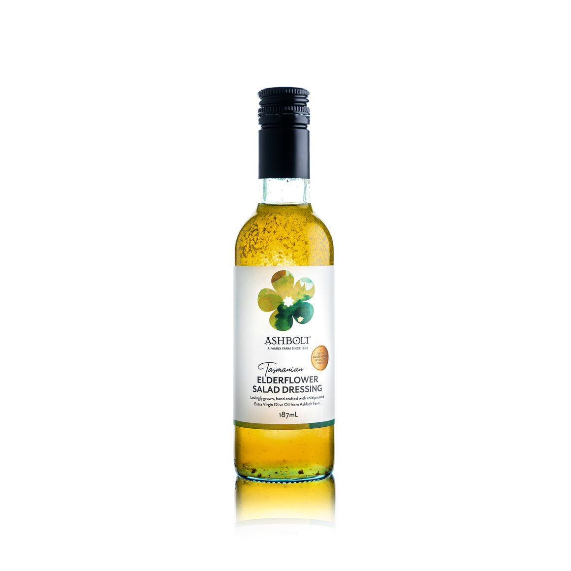 Elderflower Salad Dressing