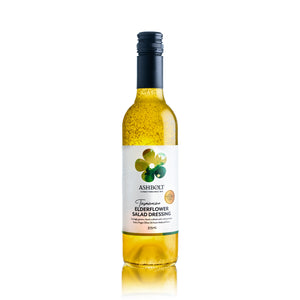 Ashbolt Elderflower Salad dressing in 375ml Bottle