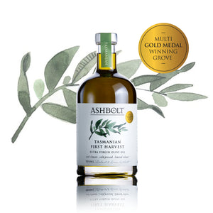 Ashbolt First Harvest Extra Virgin Olive Oil