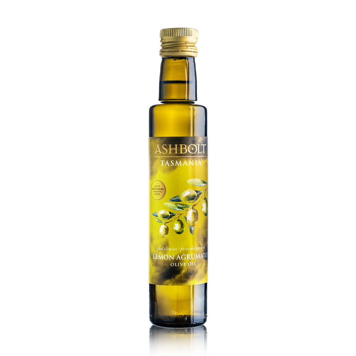 Lemon Agrumato Olive Oil 250ml bottle