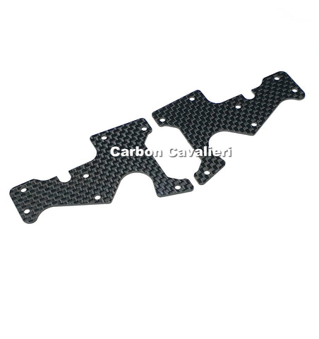 Serpent Cobra SRX8 GTE 1,0mm Arm Insert Under Front Art.No.5505