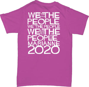 T-Shirt: We The People (Pink)