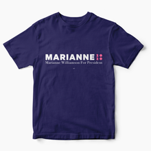 Load image into Gallery viewer, Marianne 2020 Logo Navy Tee