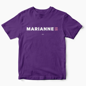 Marianne 2020 Purple Tee
