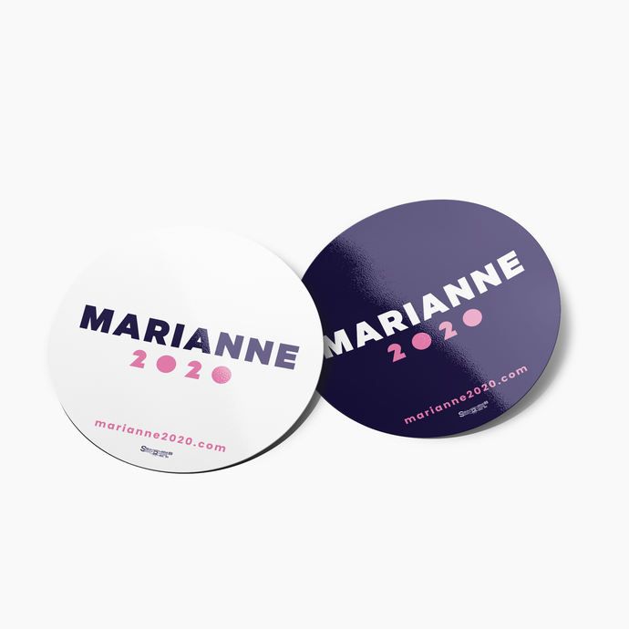 Marianne 2020 Sticker Pack