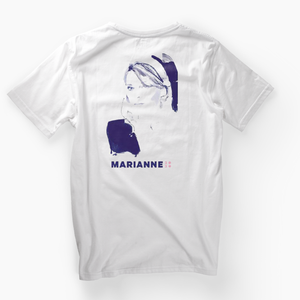 Marianne Williamson T-Shirt by David Downton