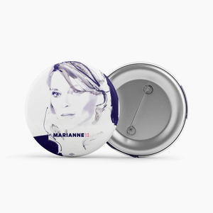 Marianne 2020 Campaign Button