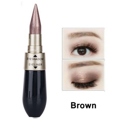 2-in-1 Eyeshadow & Eyeliner