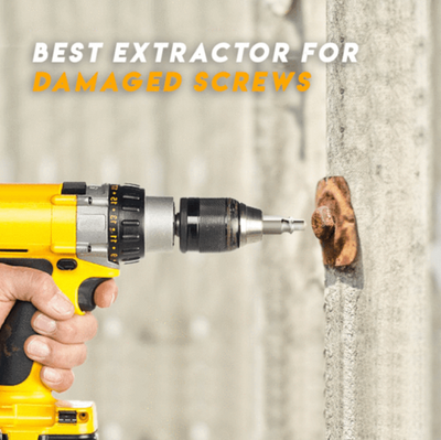 2-In-1 Premium Drill Bit & Screw Extractor