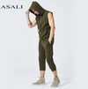 2019 Asali Men's Sleeveless Sweats