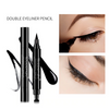 Instant Winged Double Eyeliner Stamp