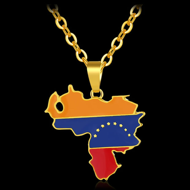 #SOSVenezuela Necklace