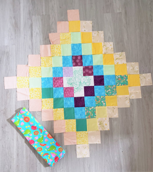 Tales from the Scrap Pile: Chippewa Picnic Quilt