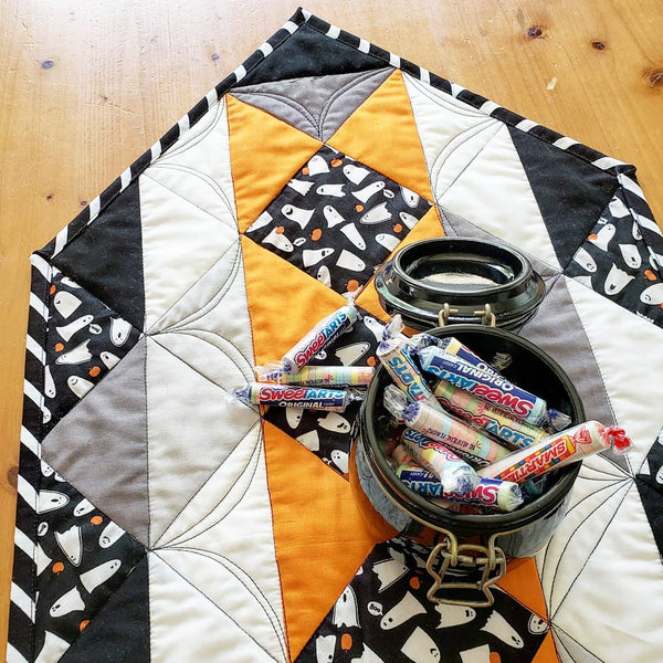 Tutorial and Pattern: On-Point Table Mat