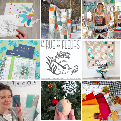 La Rue de Fleurs Inspiration is everywhere blog