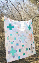 Load image into Gallery viewer, 'Babe In The Woods' Girl's Crib Quilt