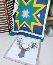 Load image into Gallery viewer, Going Stag Quilt and Lovey Gift Bundle