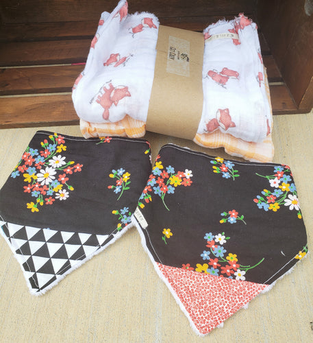 Foxy Floral Nursing Bundle