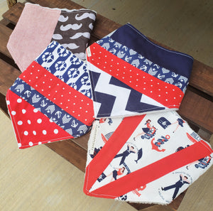 Sailor Bib Bundle