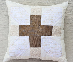 Wood Grain Plus Pillow