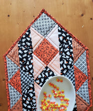 Load image into Gallery viewer, Patchwork Casserole Dish Hot Pad or Small Table Runner