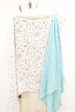 Load image into Gallery viewer, Woodland Swaddle Blanket Set