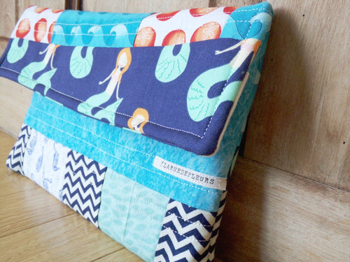 Mermaid Pocket Clutch