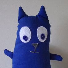 Load image into Gallery viewer, CAT Plush Doll, Cat Stuffed Toy, Cartoon Inspired Cat Doll