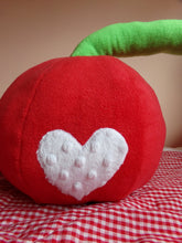 Load image into Gallery viewer, Cherry Plush Pillow