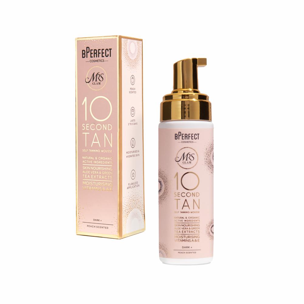BPerfect Mrs Glam 10 Second Tan