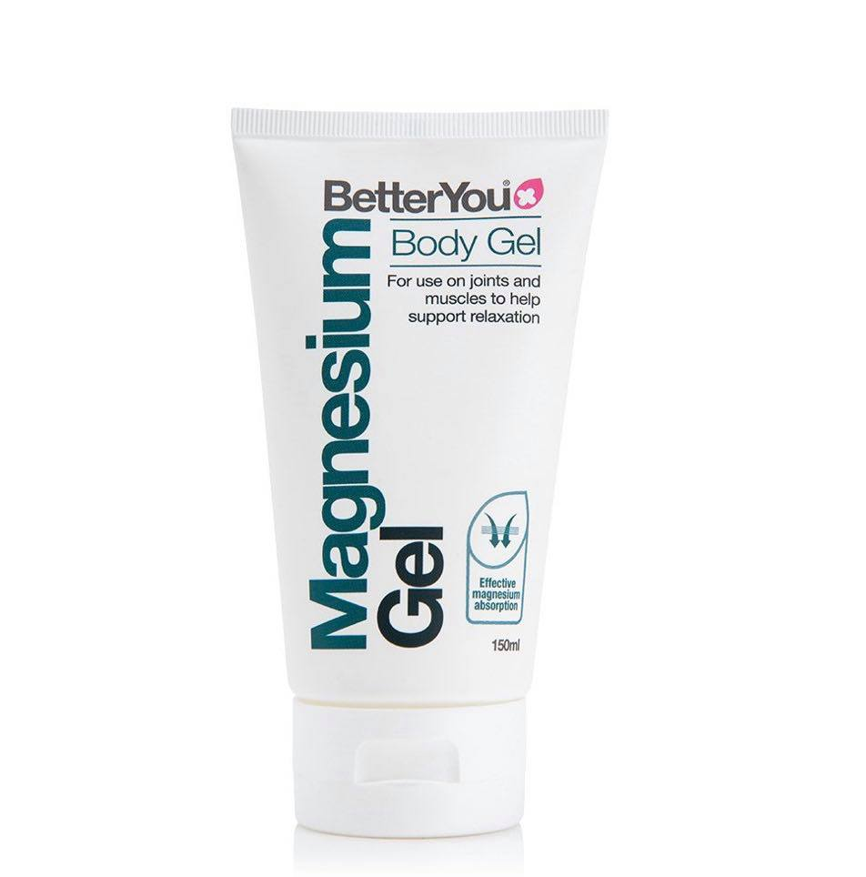Better You Magnesium Body Gel