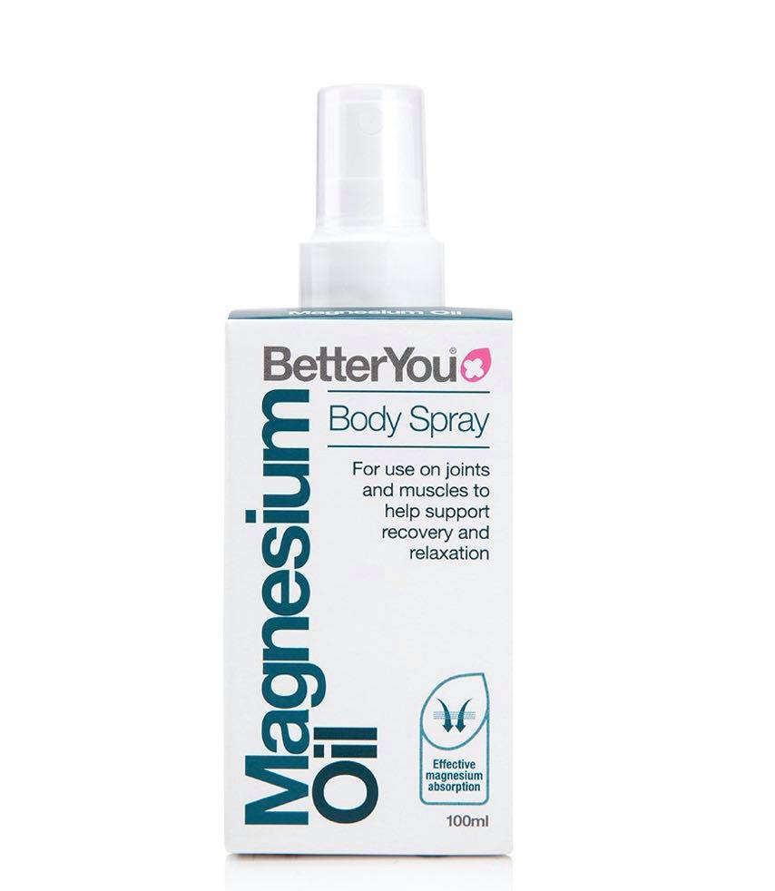 Better You Magnesium Oil Body Spray