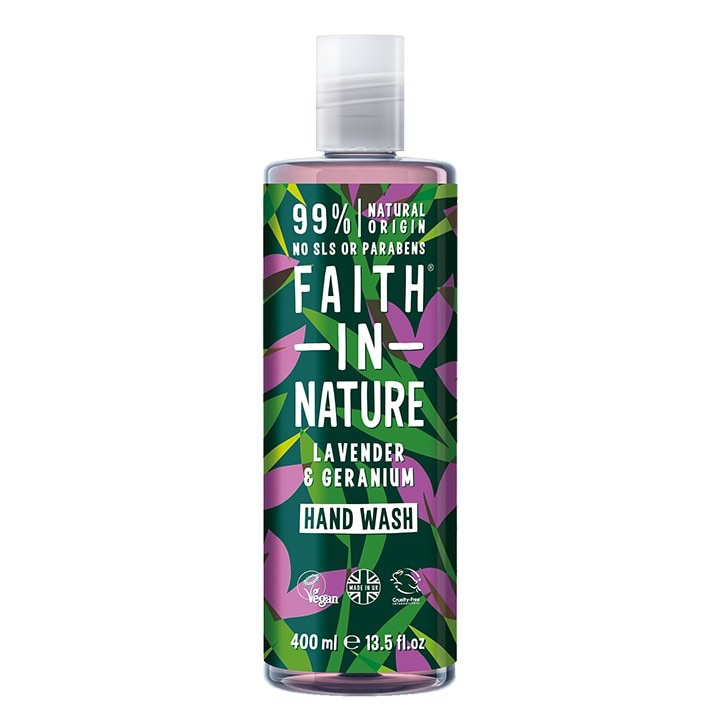Faith in Nature Lavender & Geranium Hand Wash