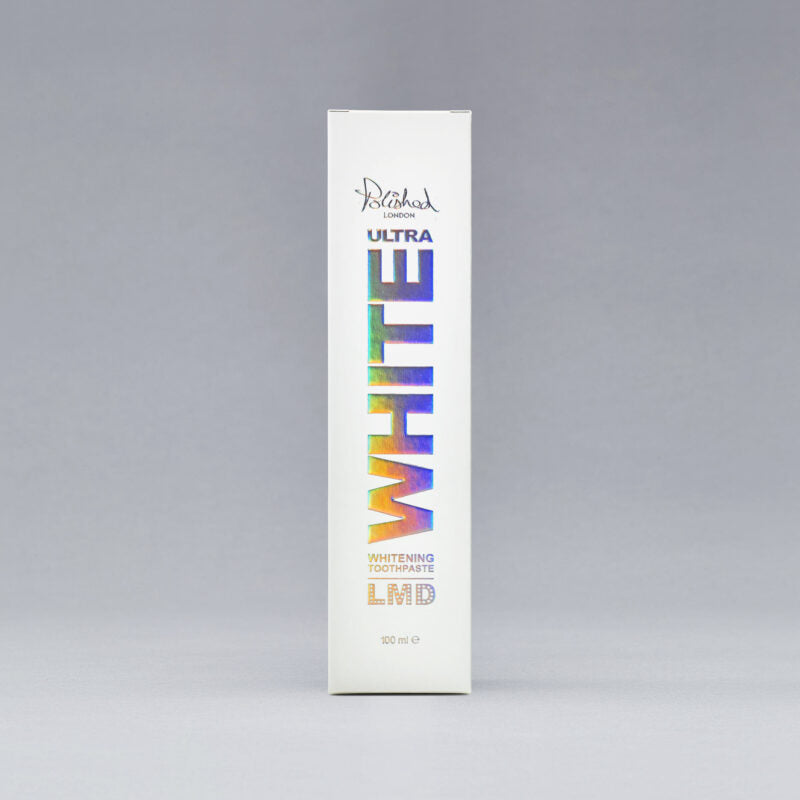 Polished London Ultra White Toothpaste x LMD