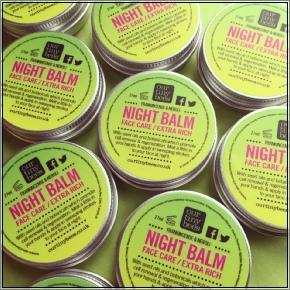 Queen Bee Night Balm