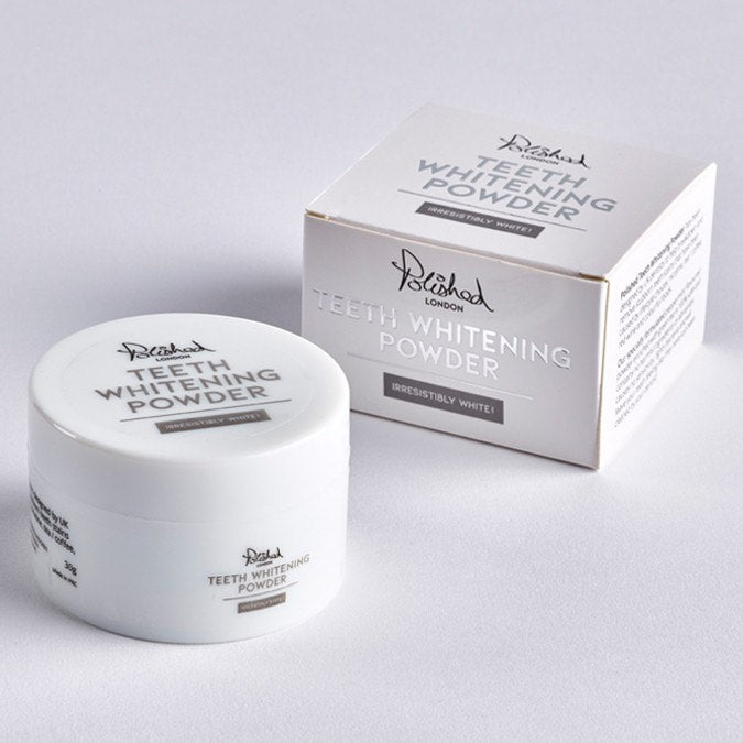 Polished London- Teeth Whitening Powder