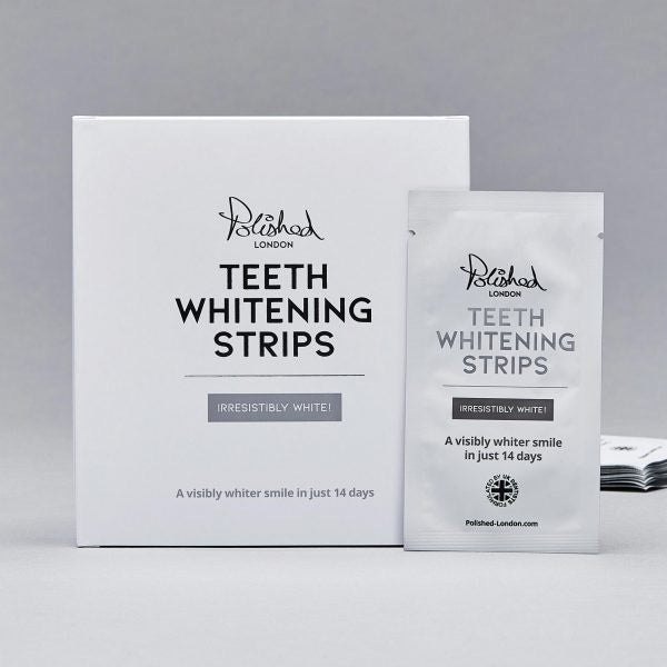 Polished London- Teeth Whitening Strips