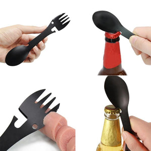 5 in 1 Multi-functional Outdoor Camping Tool