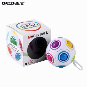 Rainbow Magic Ball For Fidget Stress Relief