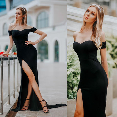 New year outfits - new year eve outfits - sexy party gown