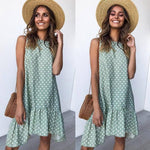 sumemr dress - beach dress - Polka Dot dress- sumemr Polka Dot dress - mini dress- beach outfit - sexy outfit for summer - holiday sale - www.dealsfor29.com -