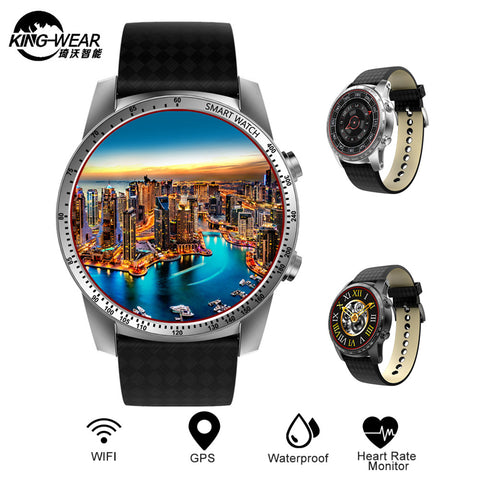 KW99 3G Smartwatch Phone Android 5.1