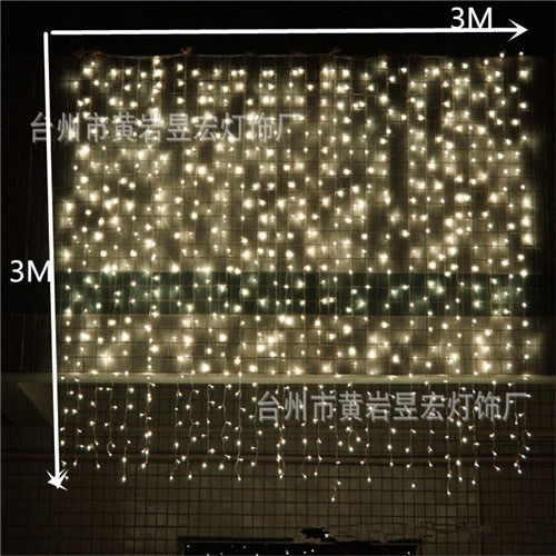 Outdoor LED String Warm
